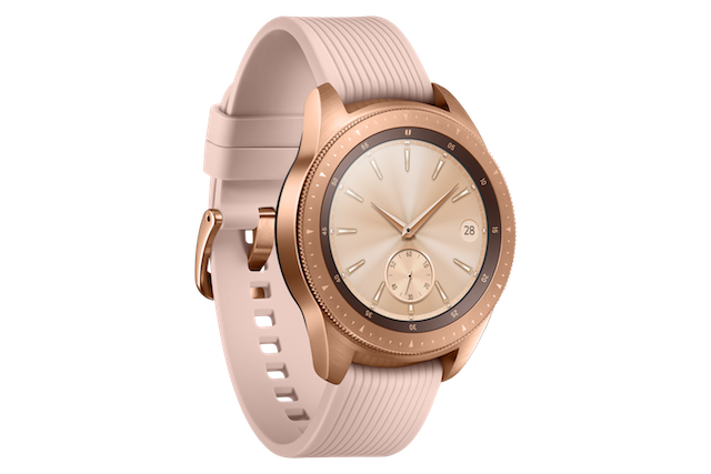 16 Galaxy Watch L-Perspective Rose-Gold