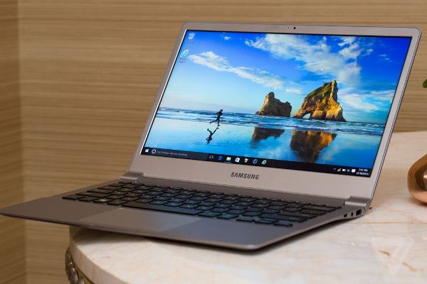 CES2016 Samsung Notebook9