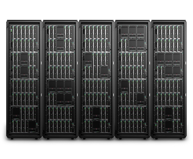 HPE-Synergy-5-Rack-Configuration