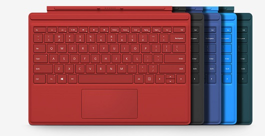 Microsoft Surface Pro 4 covers