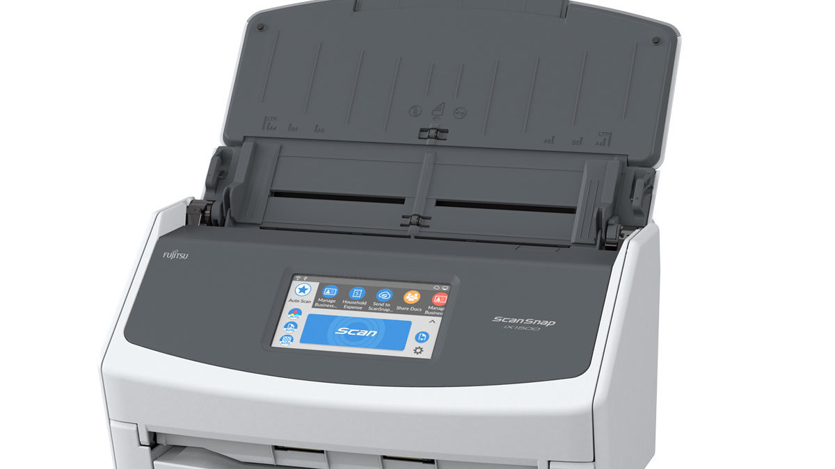 New Fujitsu ScanSnap iX1500 Displays 'Smarts' to Small Businesses