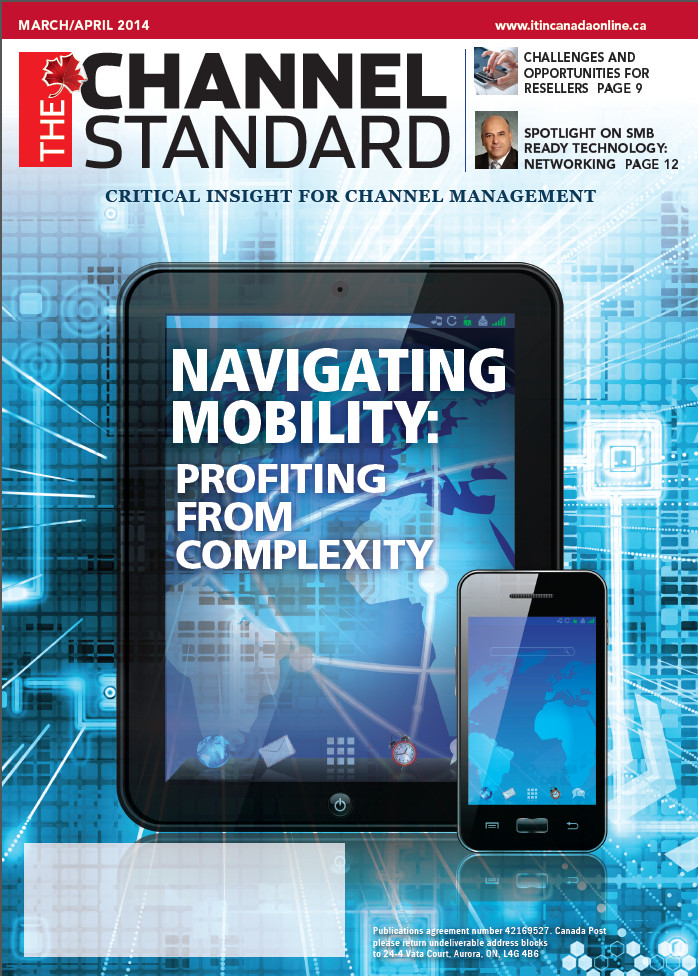 Channel Standard March April 2014