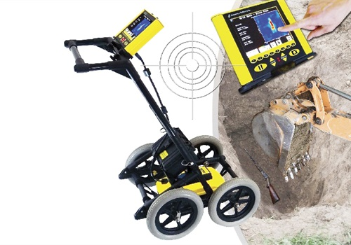 Sensors & Software partners with Radiodetection for the LMX Ground Penetrating Radar