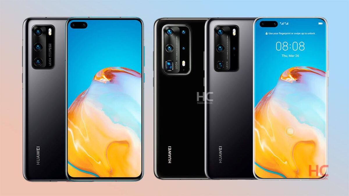 Huawei launches P40 Series 5G smartphone with best camera in the world