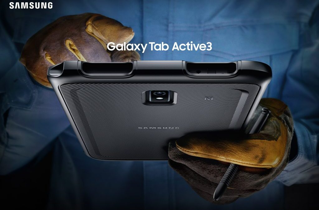 Samsung Canada launches the Galaxy Tab Active3