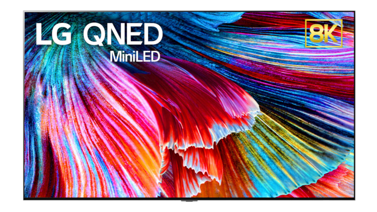 LG to launch QNED Mini LED TV at the virtual CES 2021