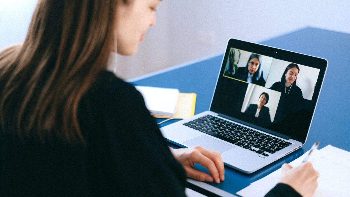 64% of younger employees suffer from anxiety because of excessive Zoom meetings