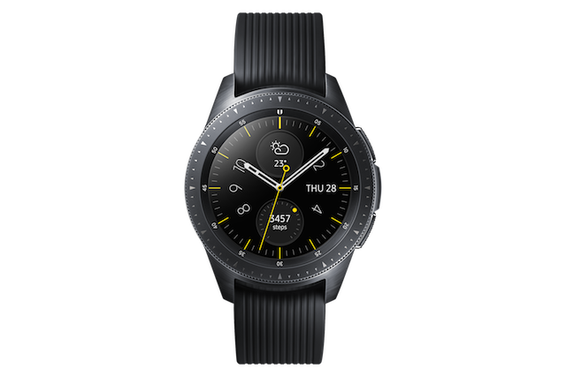 Samsung launches Galaxy Watch