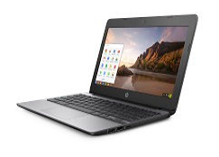 HP adds touchscreen to its new Chromebook