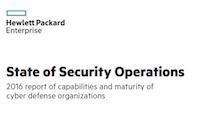 Security operation maturity is on the decline