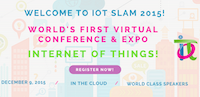 IoT virtual conference