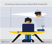 How to: Simulating A Ransomware Attack With PowerShell
