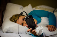 Are our gadgets a health risk?