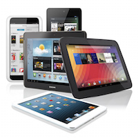 Top 5 tablets for business executives
