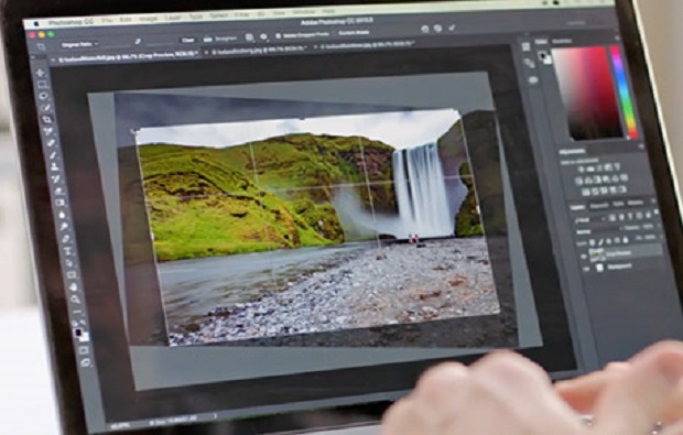 Adobe plans voice-activated digital assistant for Photoshop