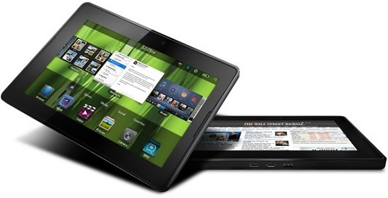 Are we going to see another BlackBerry tablet soon?