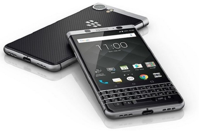 Is BlackBerry KeyOne pushing the right buttons?