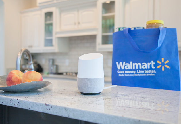 Walmart, Google team up AI-powered, voice activated shopping