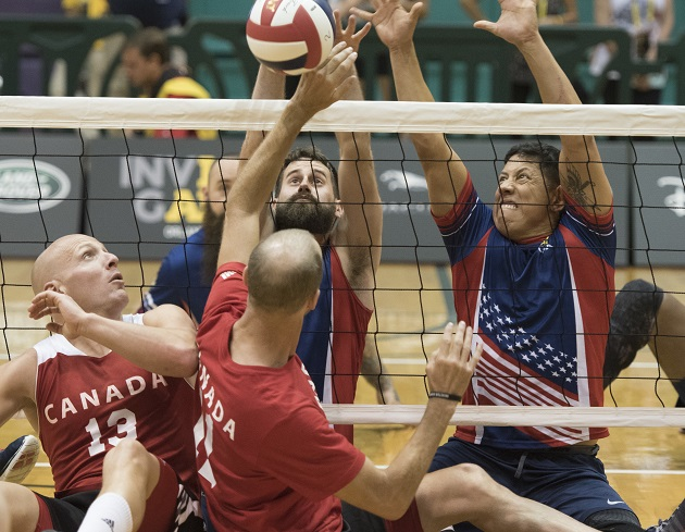 Small business hurdles: Invictus Games Edition