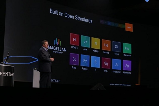 OpenText takes on AI giants with new Magellan platform