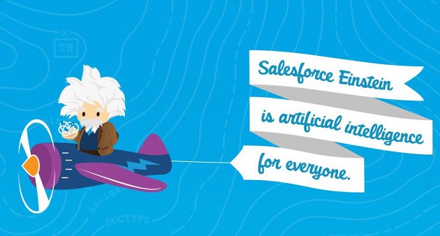 Salesforce announces tools for building custom AI apps