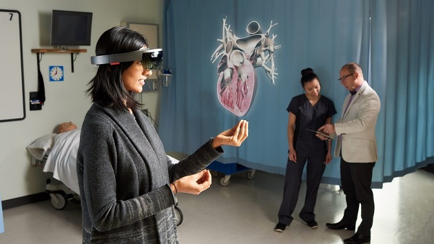 Microsoft, BC polytech school to build AR/VR curriculum