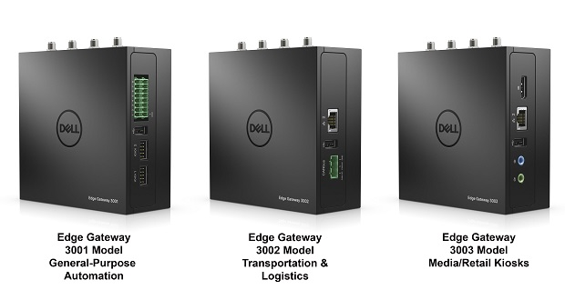 Dell expands Edge Gateway family with rugged, compact IoT-focused edge device