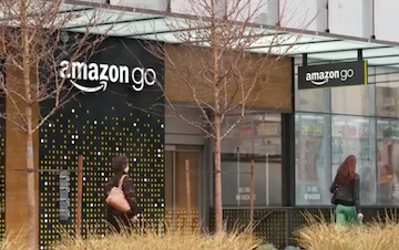 Amazon Go: Shop with no checkout
