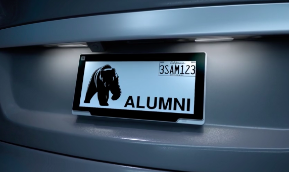 Digital license plate coming to car near you