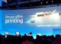 HP to acquire Samsung's printer business