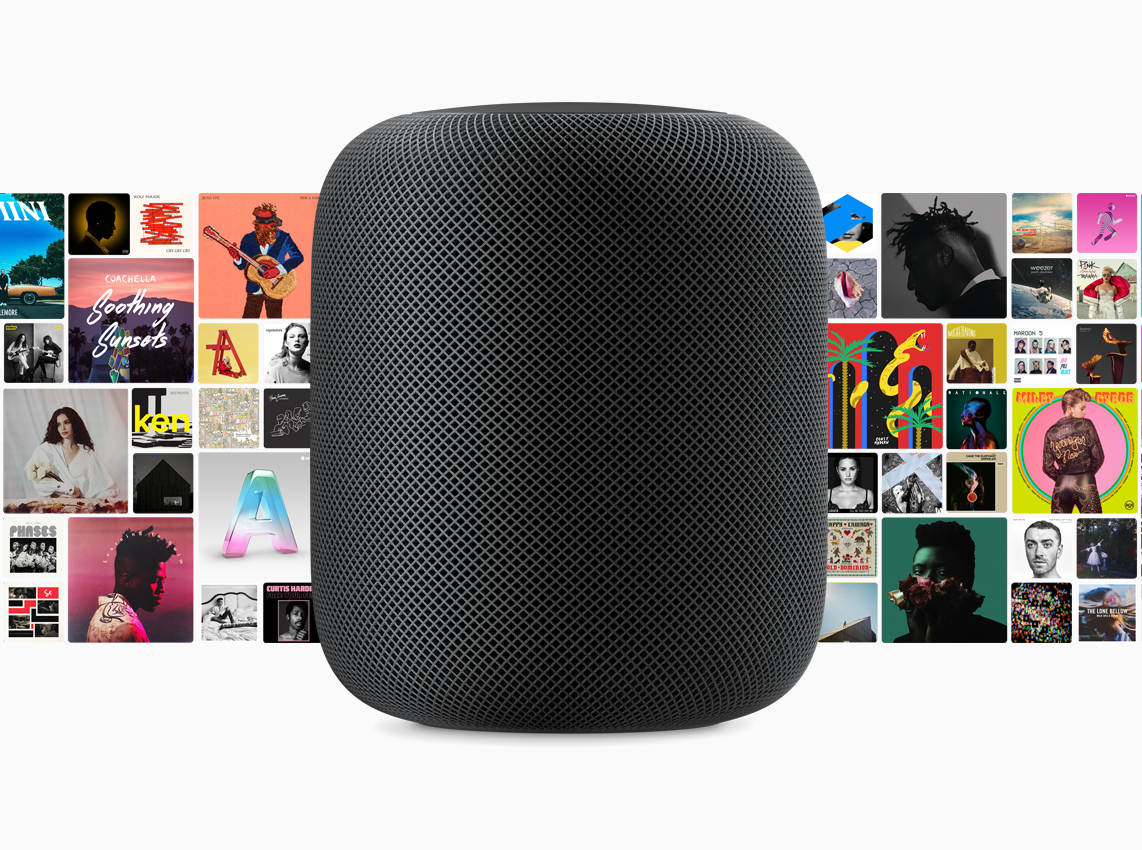 Apple announces the release of HomePod