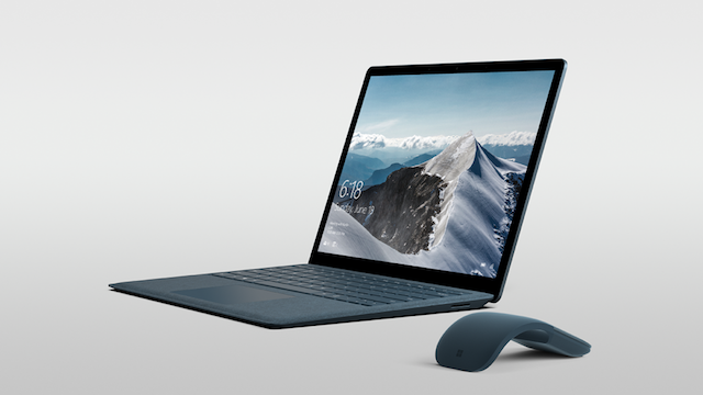 Microsoft adds laptop to its Surface family