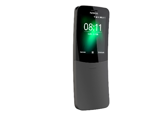 The Matrix phone is back: Nokia 8110 reloaded
