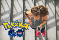 Pokemon Go, go, go