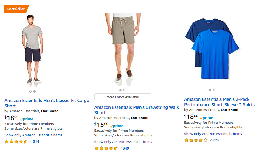 Amazon Prime Wardrobe: Order, try and return at no charge
