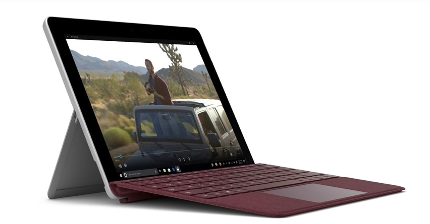 Microsoft announces new, smaller Surface Go starting at $399 USD
