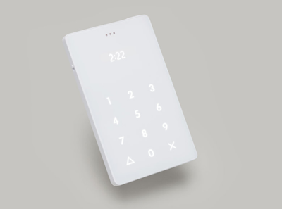 The Light Phone: The size of a credit card