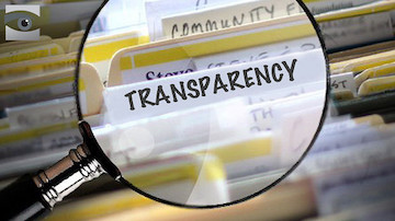 Transparency and oversight