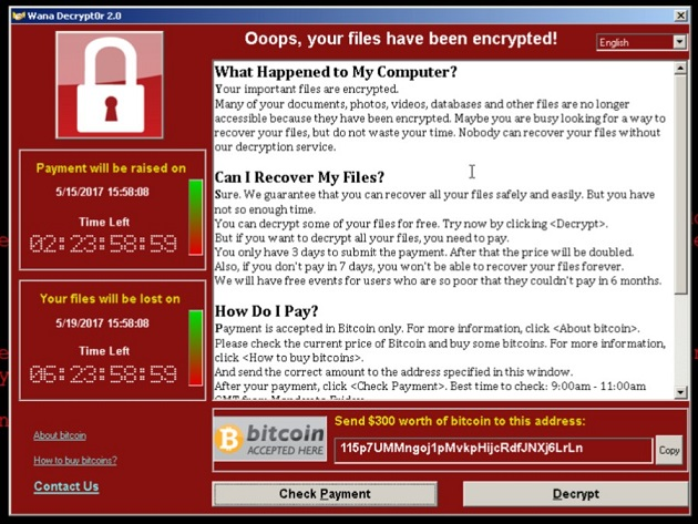Microsoft official links NSA to WannaCry ransomware