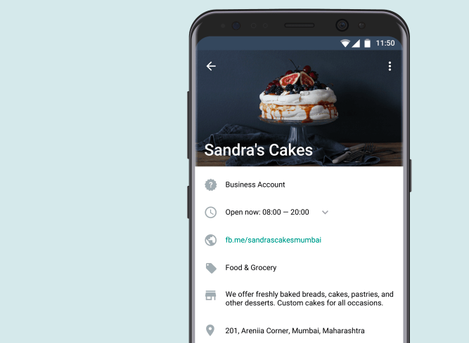 WhatsApp launches a new app for small businesses on Android