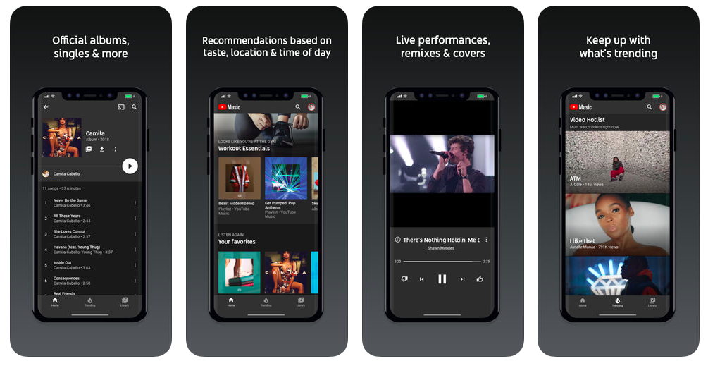 YouTube Music and YouTube Premium are now available in Canada
