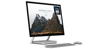 Microsoft takes on Apple's iMac with a sexy new Surface Studio all-in-one desktop